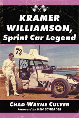 Kramer Williamson  Sprint Car Legend