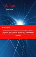 Exam Prep for  Bundle  Empowerment Series  Direct Social     PDF