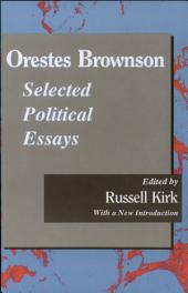 Selected Political Essays