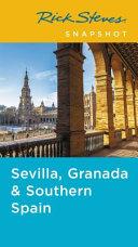 Rick Steves Snapshot Sevilla  Granada   Southern Spain