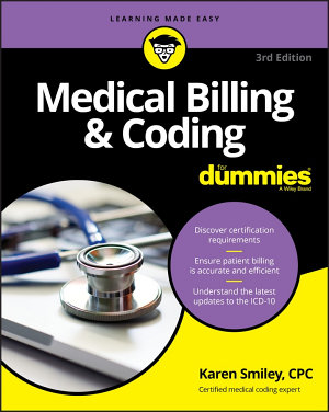 Medical Billing   Coding For Dummies PDF