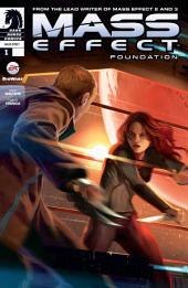 Mass Effect: Foundation #1