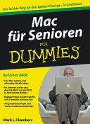 Mac f  r Senioren f  r Dummies PDF
