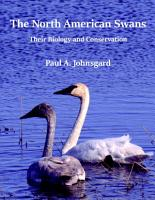 The North American Swans  Their Biology and Conservation PDF