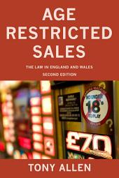 Age Restricted Sales: The Law in England and Wales