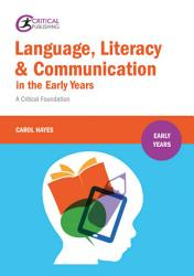 Language  Literacy and Communication in the Early Years  PDF