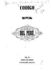 Código civil del Perú