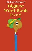Biggest Word Book Ever PDF