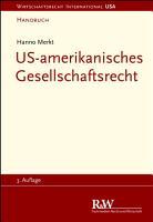 US amerikanisches Gesellschaftsrecht PDF