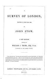 A Survey of London