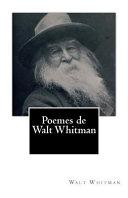 Poemes de Walt Whitman