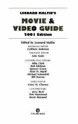 Leonard Maltin s Movie   Video Guide PDF