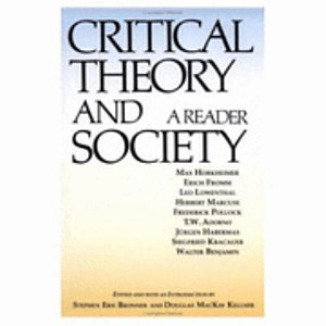 Critical Theory and Society