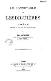 Le connétable de Lesdiguières