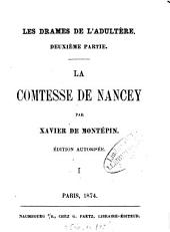 Les drames de l'adultere: Roman entièrement inédit par Xavier de Montépin, Volume2,Numéro1