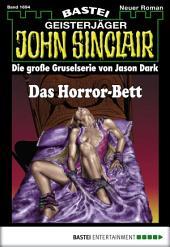 John Sinclair - Folge 1694: Das Horror-Bett