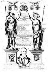 Corona imperiale dell'Architettura militare di Pietro Sardi Romano: divisa in due Trattati
