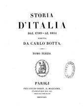 Storia D'Italia Dal 1789 Al 1814: Volume 31
