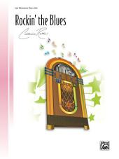 Rockin' the Blues: Piano Solo Sheet Music