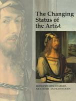 The Changing Status of the Artist PDF