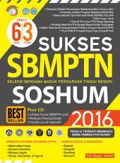 Sukses SBMPTN SOSHUM 2016