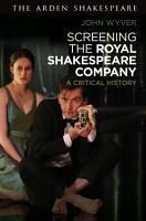 Screening the Royal Shakespeare Company PDF
