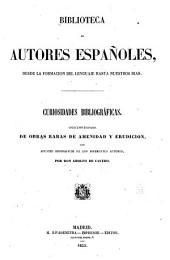 Biblioteca de autores españoles: Volumen 36