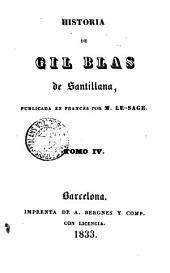 História de Gil Blas de Santillana, 4