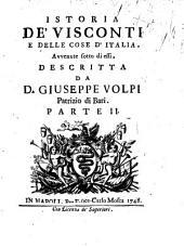Dell'Istoria De'Visconti E Delle Cose D'Italia, Avvenute sotto di essi: Volume 2