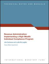 Revenue Administration: Implementing a High-Wealth Individual Compliance Program