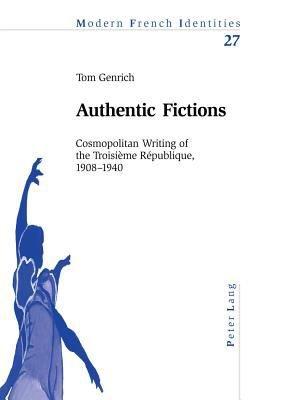Authentic Fictions PDF