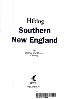 Hiking Southern New England PDF