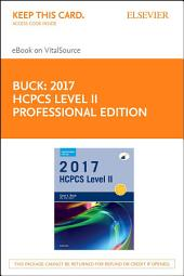 2017 HCPCS Level II Professional Edition - E-Book