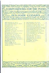 Vénitienne: (4me barcarolle) : op. 110