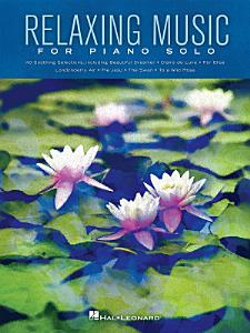 Relaxing Music for Piano Solo Book