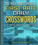 The Wall Street Journal First Rate Daily Crosswords PDF
