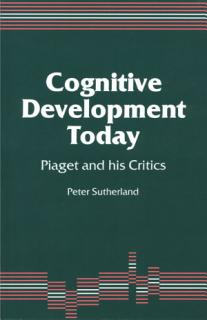 Cognitive Development Today Book