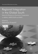 Regional Integration in the Global South