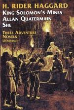 Three Adventure Novels