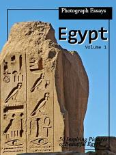 Egypt! vol. 1: Big Book of Egypt Photographs & Egyptian Pictures