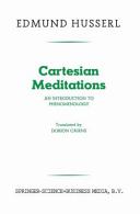 Cartesian Meditations