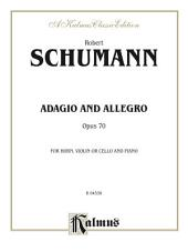 Adagio and Allegro, Opus 70: For French Horn Solo
