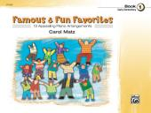 Famous & Fun Favorites, Book 1: For Early Elementary Piano
