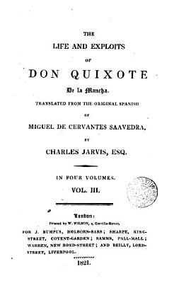 The Life and Exploits of Don Quixote de la Mancha 3 PDF
