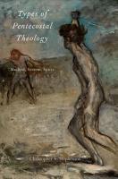 Types of Pentecostal Theology PDF
