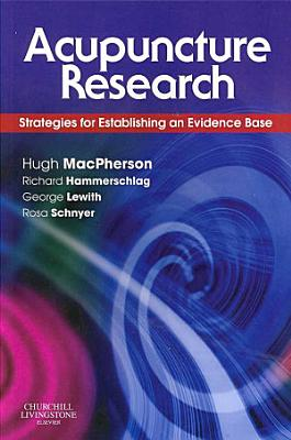 Acupuncture Research
