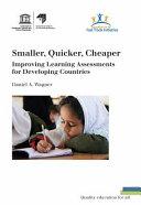 Smaller, Quicker, Cheaper