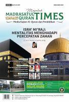 Majalah Madrasatul Qur an Edisi 2  PDF