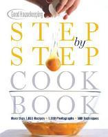 Good Housekeeping Step by step Cookbook PDF