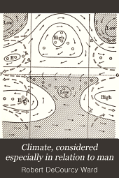 Climate, Considered Especially in Relation to Man